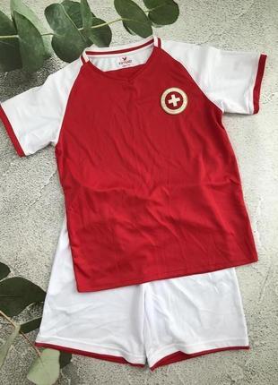 Спортивная форма, комплект для футбола и не только, extend. 164-176