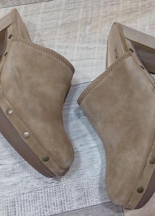 Красивейшие, крутейшие сабо, шлепаны, туфли