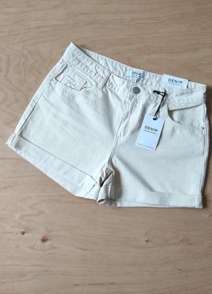 Новые джинсовые шорты dorothy perkins