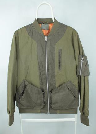 Стильный качественный бомбер asos bomber jacket