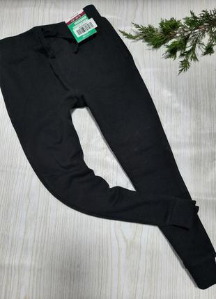 Утепленные спортивные штаны с начесом george