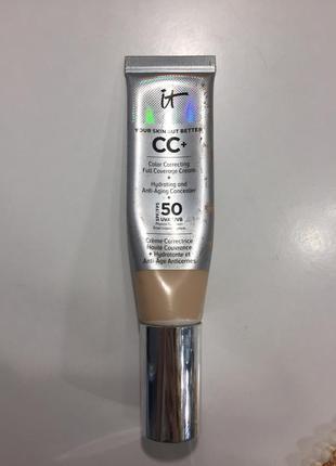 Cc it cosmetics,сс крем 50 spf