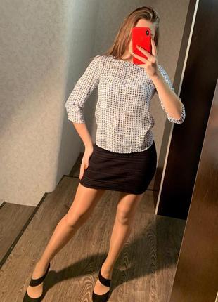 Юбка юбочка спідниця блузка блузочка блуза