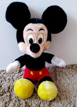 Микки маус оригинал дисней disney игрушка іграшка мягкая винтажная коллекция