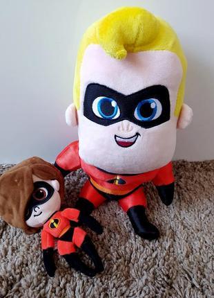 Лот игрушек коллекция суперсемейка флеш флэш супергерой іграшка