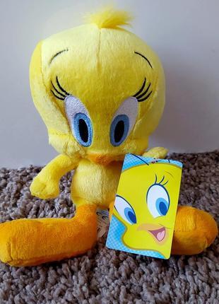 Игрушка іграшка мягкая новая с биркой каченя качка утёнок