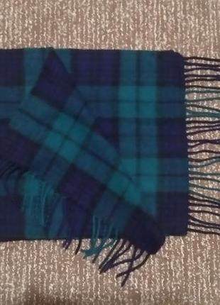 Edinburgh - мягенький шарф из чистой шерсти.