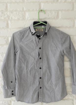 Идеальная рубашка gulliver