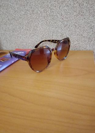 Классные очки солнцезащитные новые