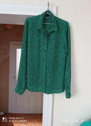 Шифонова блузка.