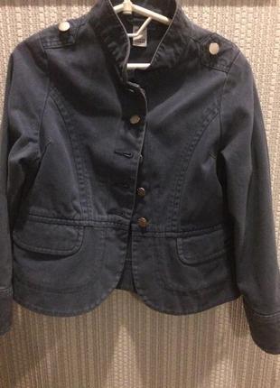 Крутой пиджак рост 128