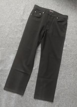 Джинсы брюки gucci оригинал р.33