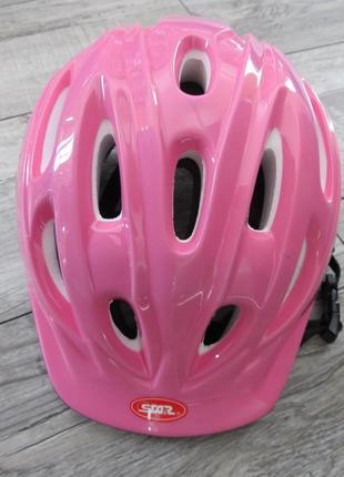 Детский велошлем 53-55см австралия