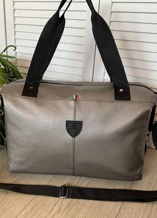 Новая крутая спортивная сумка с длинным ремешком