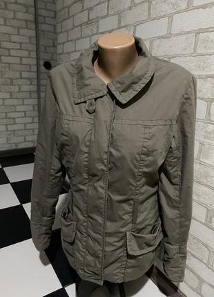 Стильная женская куртка /ветровка h&m1 фото