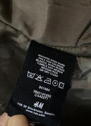 Стильная женская куртка /ветровка h&m4 фото