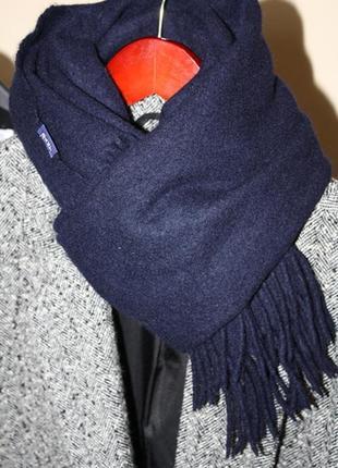 Вовняний шарф gant