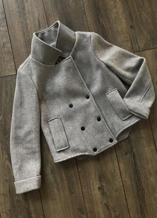 Тканевая куртка косуха пальто пиджак