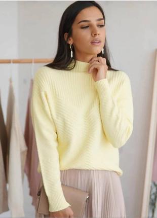 Свитер елка 5 цветов, стильный свитер, кашемировый свитер (арт 401)