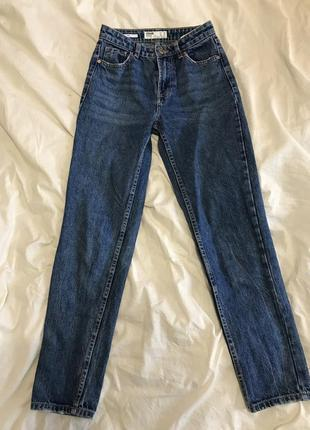 Шикарные джинсы мом бананы слоучи