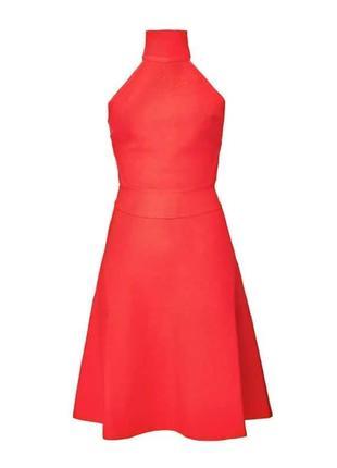 Платье с расклешенной юбкой guess marciano