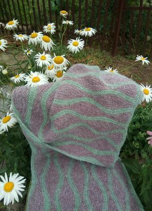Палантин шарф шаль