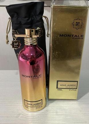 Оригинальный тестер montale aoud jasmine (100 ml)