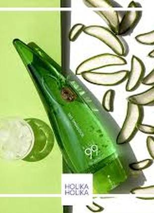 Гель с экстрактом алое holika holika aloe 99% soothing gel ad 55ml(fresh) 55мл