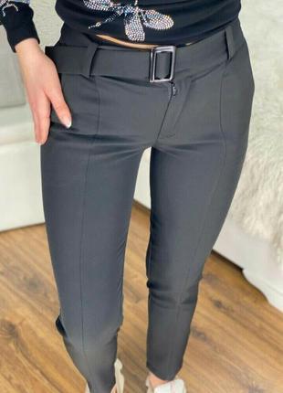 Новинка  .женские брюки леггинсы 3 цвета посадка идеал