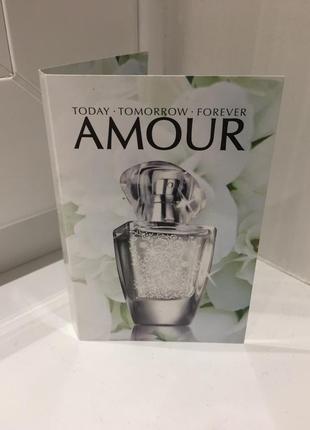 Today tomorrow always amour avon - edp, пробник
