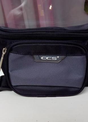 Стильная новая фирменная сумка-бананка  ccs.5