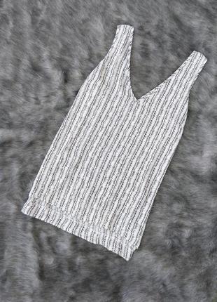 Блуза кофточка топ с v-образным вырезом atmosphere