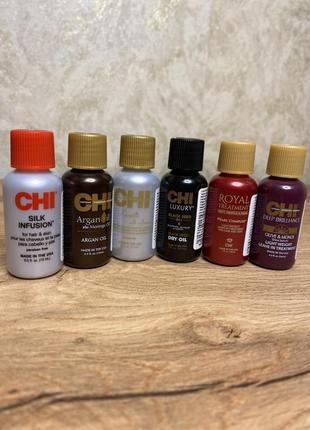Набір масел для волосся