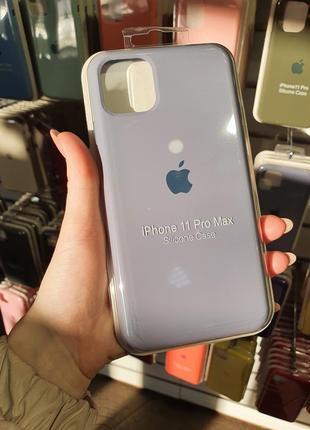 Чехол silicone case на айфон iphone 11 pro max