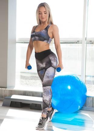 Леггинсы , спортивные леггинсы, штаны для фитнеса
