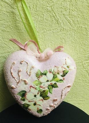 Сувенирное сердце