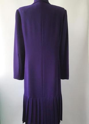 Красивый элегантный винтажный плащ fink fine dresses