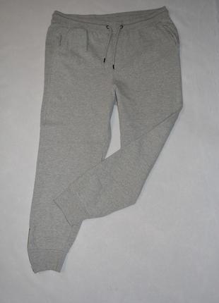 Спортивные штаны на микрофлисе большого размера 56-58  livergy германия