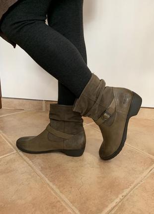 Супер комфортные сапоги ботинки waterproof стелька 28 см