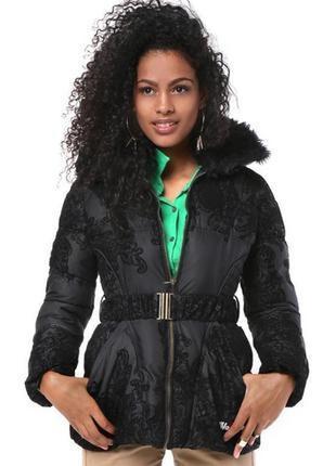 Desigual фирменная куртка оригинал из шотландии.