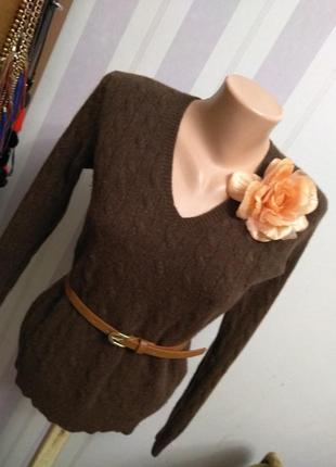 Кашемировый свитер, джемпер, кофта, пуловер, дюкс, премиум