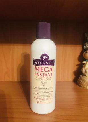 Кондиционер для волос aussie mega instain conditioner