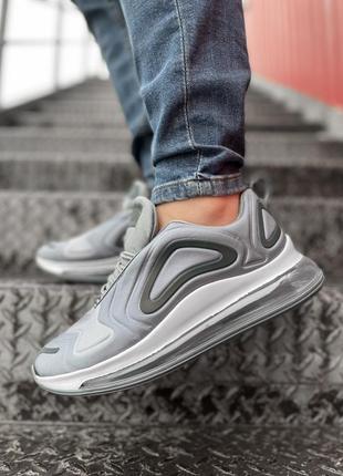 Мужские кроссовки buttory ultra grey