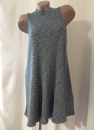 Сарафан платье колокольчик hollister