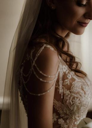 Весільне плаття pollardi
