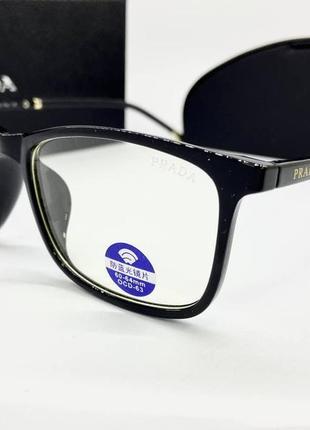 Стильные компьютерные и имиджевые очки