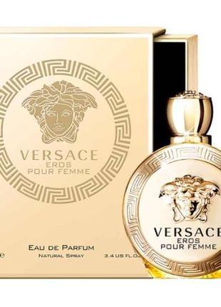 Духи парфюмированная вода versace eros eu de parfum
