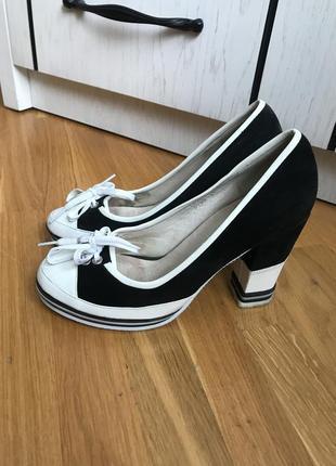 Італійські туфлі під кеди , розмір 36,5-37