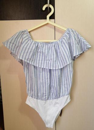 Женский боди, футболка, майка, блуза