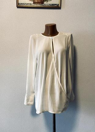 Блуза молочного цвета & other stories / большая распродажа!